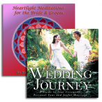 Relaxation CD for Bride & Groom plus The Wedding Journey COMBO