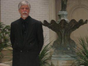 Tom Johanson, Asheville Wedding Officiant