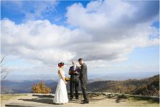 Buck Springs Gap Wedding