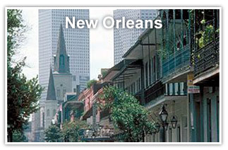 New Orleans Information
