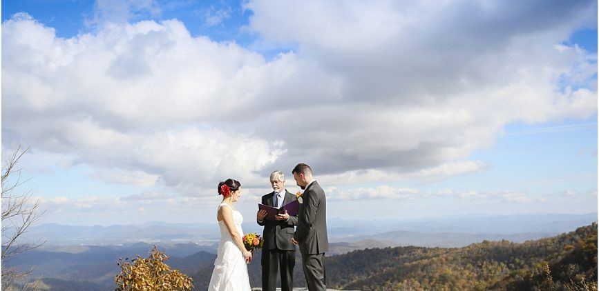 5 Outdoor Wedding Venues Near Asheville, NC
