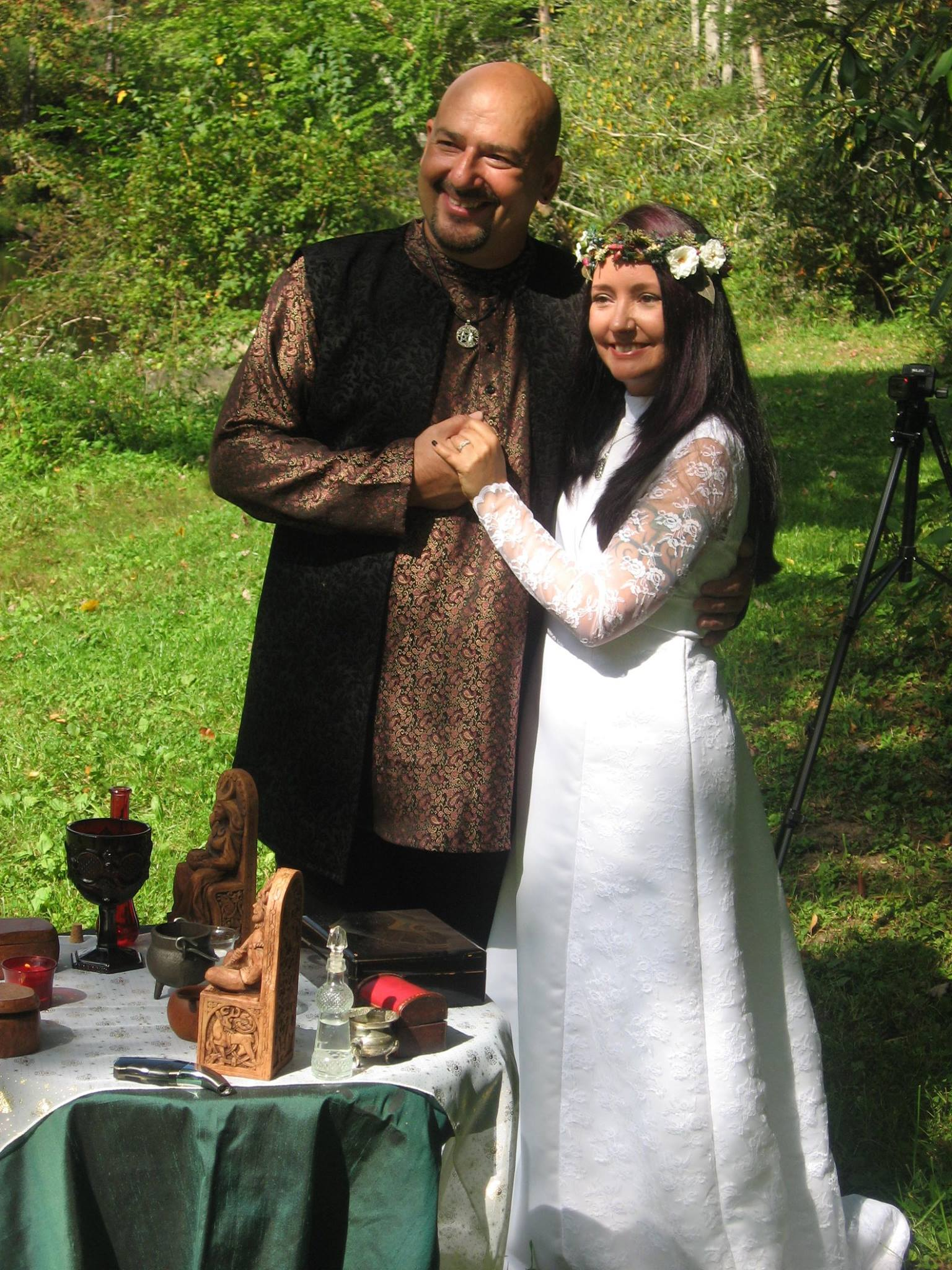 handfasting wedding